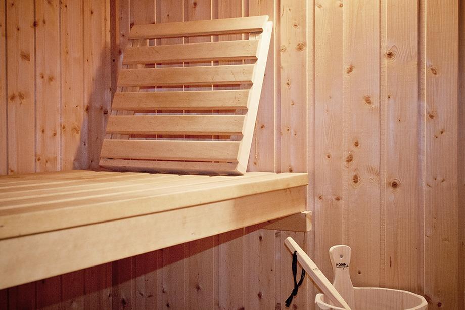 Retro-Sun Sauna